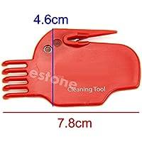 Rivalty (TM) Spazzola cuscinetti circolare spazzola pulizia attrezzi per iRobot Roomba 500/600/700560