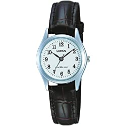 Lorus Ladies Watch XS Classic Analogue Leather RRS13VX9 Quartz