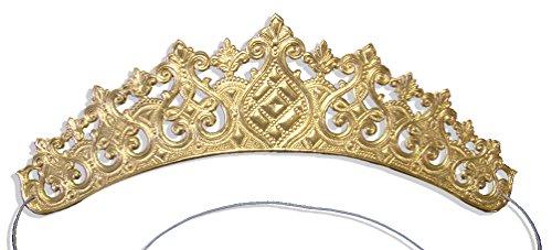 Design Gold Trim (Walter Kunze Design Dresden Tiara Glanz gold)