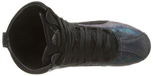 Puma Eskiva Hi Ds, Baskets mode femme Noir (Black)