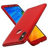 Cover Xiaomi Redmi Note 5, ORETech 360 Custodia per Redmi Note 5 Pro, Protezione Completa...