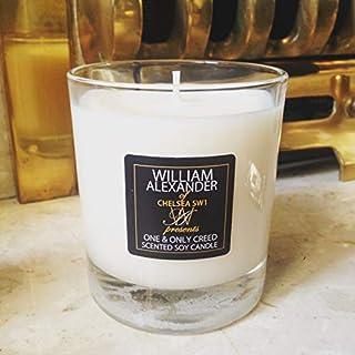 William Alexander Luxus-Duftkerze, Sojawachs, (Creed Aventus)