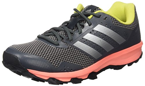 Scarpe Adidas Da Donna Duramo 7 Trail W Grigio (grigio Solido / Argento Metallizzato / Grigio Scuro)