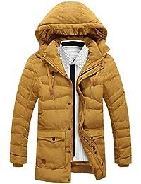 929c76c78b49 Amazon.es  chaqueta amarilla - Hombre  Ropa