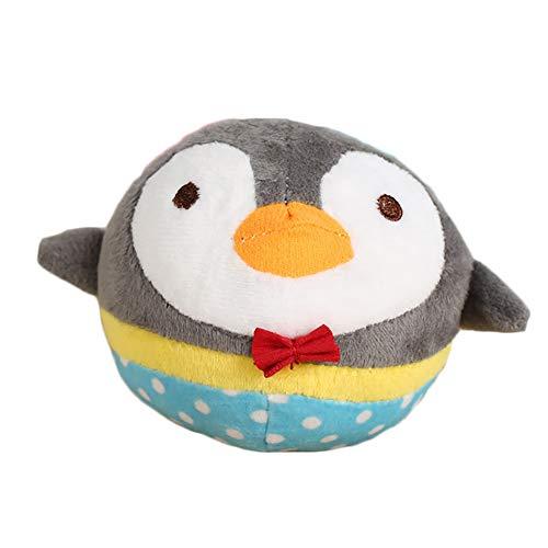 Katze Kostüm Zähne - Emorias 1 Stück Hundespielzeug Pinguin Haustier