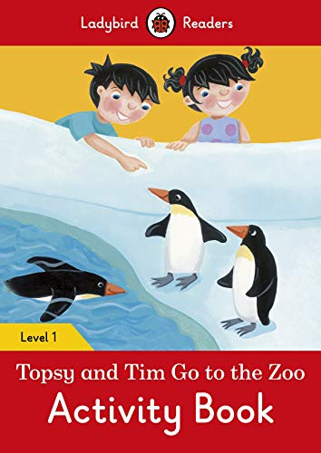 TOPSY AND TIM: GO TO THE ZOO ACTIVITY BOOK (LB) (Ladybird)