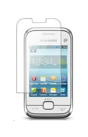 colour blind screen guard for Samsung Galaxy Rex 60 C3312R  available at amazon for Rs.110