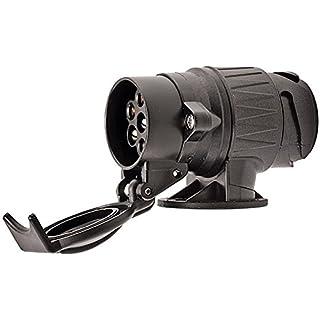 HELLA 8JA 005 952-011 Adapter für Steckdose, 91 mm Kabellänge, bei 12 V Belastung 16 A