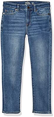 Amazon Essentials Pantalones Vaqueros elásticos Ajustados Niños