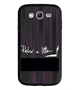 PRINTSWAG TEXT Designer Back Cover Case for SAMSUNG GALAXY GRAND I9082