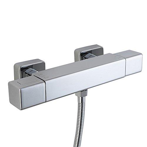 Preisvergleich Produktbild Thermostat Brausethermostat Duschthermostat Duscharmatur mit CoolShield-Technologie