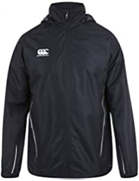 Canterbury Childrens Teens Team Water Resistant Rain Jacket