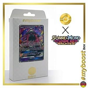 Kapu-Fala-GX (Tapu Lele-GX) 60/145 - #myboost X Sonne & Mond 2 Stunde Der Wachter - Box de 10 Cartas Pokémon Aleman