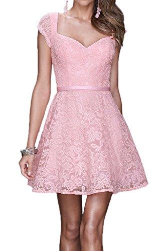 Prom Style Damen Attraktiv Spitze PackungSchulter Abendkleider ...
