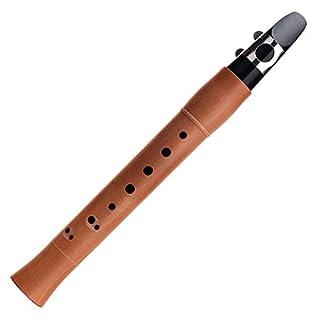 Classic Cantabile X-20 Taschensaxophon (C-Stimmung, Ahorn, inkl. Etui, Reinigungsset und Blatt)