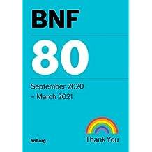 BNF 80 (British National Formulary) September 2020