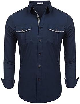 HOTOUCH – Camisa casual – Básico