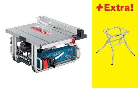Preisvergleich Produktbild BOSCH Tischkreissäge GTS 10 J, mit Untergestell GTA 600
