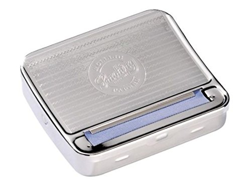 Boîte / Machine à rouler en métal Smoking Rolling Box (70mm)