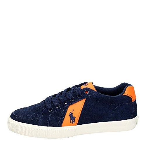 Chaussures de ville, couleur Blue , marque RALPH LAUREN, modèle Chaussures De Ville RALPH LAUREN RUDHP HUGH Blue Bleu