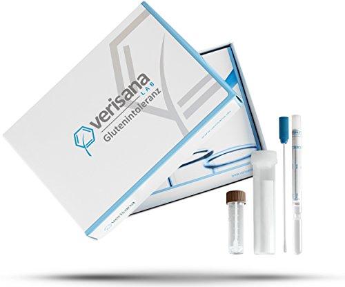 Glutenintoleranz Test & Zöliakie Test | Stuhltest auf Gluten, Zöliakie & Darmentzündung | Anti-Transglutaminase-sIgA, sekretorisches IgA | Verisana Labor