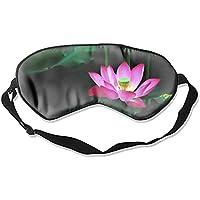 Schlafmaske aus Seide, für Damen und Herren, ultimative Schlafhilfe für Reisen und Nachtschlaf (Lotus Eater Large) preisvergleich bei billige-tabletten.eu