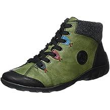 Details zu Rieker Damen Sneaker Komfort Slipper Sandale L057760 Damenschuhe 37 38