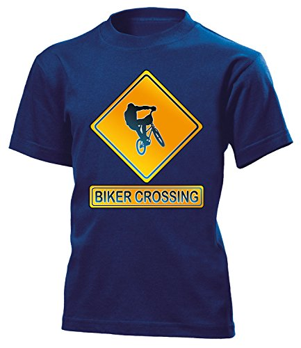 Biker Crossing 2239 Kinder T-Shirt (K-N) Gr.164