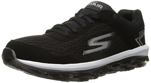 Skechers Go Air, Sneakers basses homme Noir - Noir/blanc