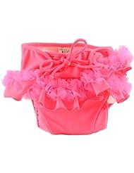Mignon réutilisable Baby Girl Swim couches de natation Accessoires pour nourrissons / tout-petits, # 02