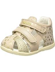 Geox B Kaytan G - Zapatos primeros pasos para bebé-niñas