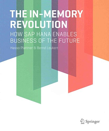 [(In-Memory Revolution : How SAP Hana Enables Business of the Future)] [By (author) Hasso Plattner ] published on (May, 2015) par Hasso Plattner