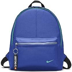 Nike Ba4606-461 Mochila Infantil, Azul (Light Racer BLU/Nero/Light Ment)