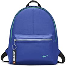 Nike Y Classic Base Mochila, Unisex niños, Azul Racer BLU/Nero/Light