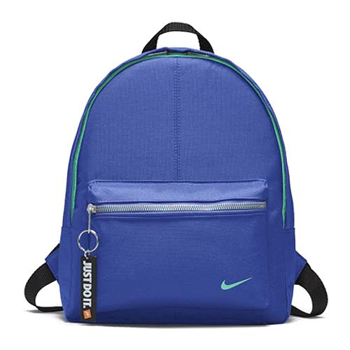 Nike Ba4606-461 Zainetto per Bambini, 36 cm, Light Racer Blu/Nero/Light Ment