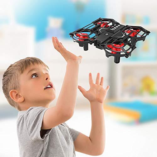 ZSJZSJ Erkennung von Flugzeugen und ferngesteuerten Flugzeugen, das Beste Flugzeug Nicht gestrickt für Anfänger mit Höhensteuerung, Umdrehen und Umdrehungen in 3D, Headless Modus