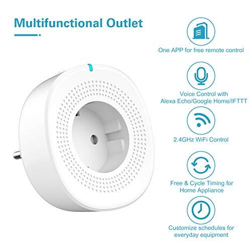 Zoom IMG-1 moko wifi smart plug 4