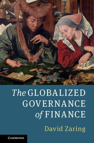 The Globalized Governance of Finance (English Edition)
