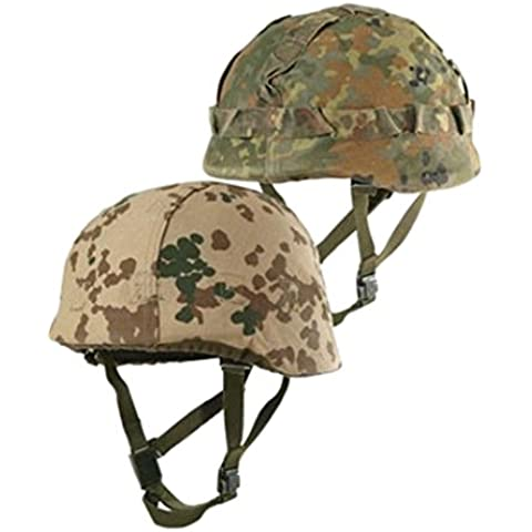 Ejército Alemán Combate Casco funda reversible usado