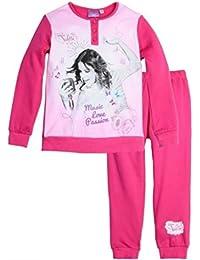 Violetta - Pyjama Violetta long en coffret fushia 6 ans - 6 ans,8 ans,10 ans,12 ans,7 ans,11 ans