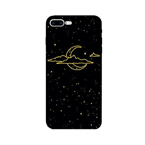 Coque iPhone 7 Plus,Vanki® Housse Transparente , Housse TPU Souple Etui de Protection Silicone Case Soft Gel Cover Anti Rayure Anti Choc pour Iphone7 Plus 5.5 Inch 7