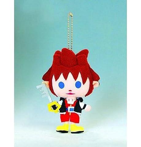 Kingdom Hearts Avatar 4 Inch Mini peluche porte-clés Sora