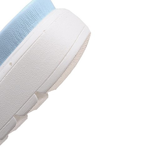 1to9, Sandales Pour Femmes Bleues