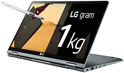 LG Gram 14T990-G - Ordenador portátil convertible