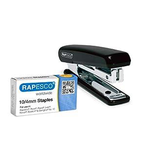 Rapesco PSE000AS-E Stapler - Pocket, 12-sheet Capacity