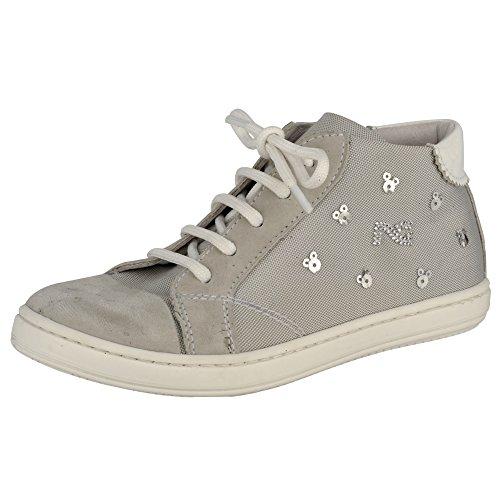 Nero Giardini Junior , Mädchen Sneaker Camoscio Vapore