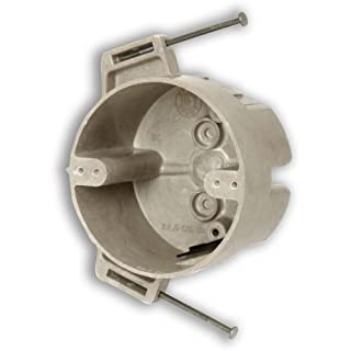 Allied Moulded H9351=NK 4-Inch Diameter Round Fberglassbox