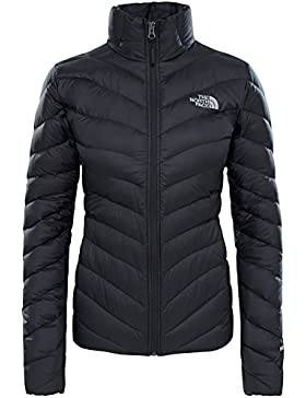 The North Face W Trevail Jacket Chaqueta, Mujer, TNF Black, L