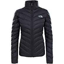 The North Face W Trevail Jacket Chaqueta, Mujer, TNF Black, M