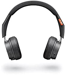 Plantronics Backbeat 505 Bluetooth Headphones bluetooth Headphones (Dark Grey, Over the Ear)